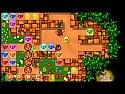 Фрагмент из игры «Данко и тайна джунглей»