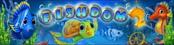 Игра «Фишдом 2» [fishdom-2]