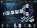 Бесплатная игра Детективный солитер. Инспектор Мэджик и Мужчина без Лица скриншот 4