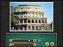 Бесплатная игра Пазл тур. Рим скриншот 3
